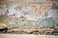 Old cement wall texture Stock Photo