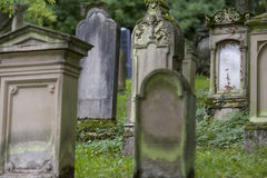 Old Cemetery Stock Images