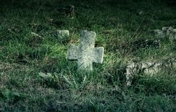 Old cemetery Stock Image