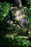 The old cemetery Royalty Free Stock Photography