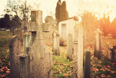 Old Cemetery Royalty Free Stock Images