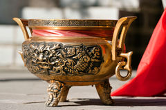 Old censer Royalty Free Stock Images