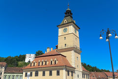 Old center of Brasov Royalty Free Stock Image