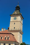Old center of Brasov Royalty Free Stock Images