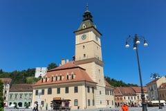 Old center of Brasov Stock Image