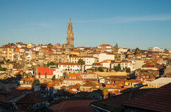 Old center of Porto Stock Photos
