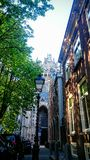 Old centre of 's-Hertogenbosch Royalty Free Stock Photo