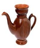 Old ceramic pitcher Stock Photo