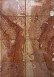 Old ceramic tile abstract background Royalty Free Stock Images