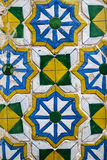 Old ceramic tile background Royalty Free Stock Photo