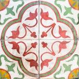 Old Ceramic Tiles. Royalty Free Stock Image