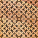 Old ceramic tiles patterns Stock Photos