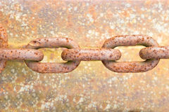 Old chain Stock Photography