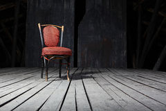 Old Chair Stock Images