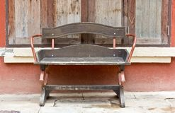 Old chair Stock Photography