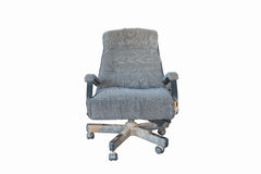 The old chair broken. Stock Image