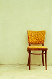 Old chair, old photo Royalty Free Stock Photos