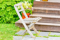 Old chair Royalty Free Stock Photos