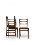Old chairs Stock Image