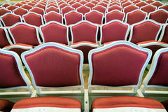 Old chairs Royalty Free Stock Photography