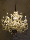 Old Chandelier Stock Photo