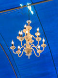 Old chandelier Royalty Free Stock Images
