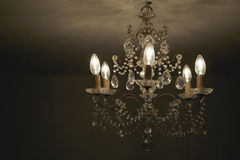 Antique Chandelier Stock Images
