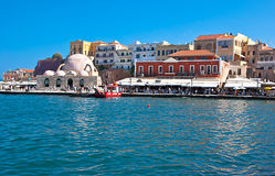 The old Chania Royalty Free Stock Photo