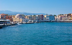 Old Chania Royalty Free Stock Image