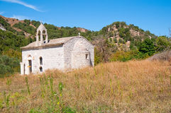 Old chapel . Royalty Free Stock Photo