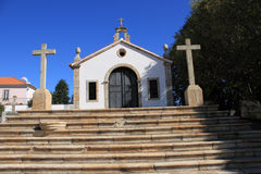 Old Portuguese Chapel Stock Images