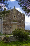 Old chapel, Buskett Malta. An old small chapel located in Buskett, Malta Royalty Free Stock Images