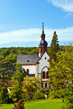 Old chapel of cloister Eberbach in Eltville Royalty Free Stock Photography