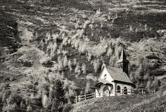 Old chapel Stock Images