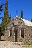 Old chapel, Mount Tabor, Lower Galilee, Israel Royalty Free Stock Photography