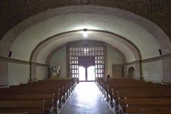 Old chapel reading Stock Photo