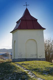 Old chapel in Slovakia Stock Photos