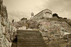 Old chapel Stock Photo