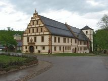 OLD CHAPPEL IN GERMANY Royalty Free Stock Image