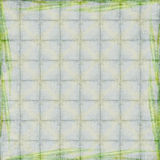 Old checkered grunge background Stock Images
