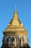 Old chedi Royalty Free Stock Photography