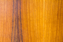 Old cherry veneer texture Stock Image