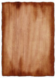 Old cherry wood. Old board of cherry wood with visible texture royalty free stock photos