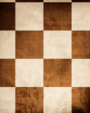 Old chessboard Stock Photos