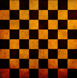 Old Chessboard Background Royalty Free Stock Image