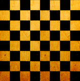 Old Chessboard Background Royalty Free Stock Images