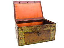Old chest Stock Photos