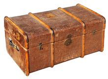 The old Chest Royalty Free Stock Photos