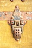 Old Chest Latch Stock Image