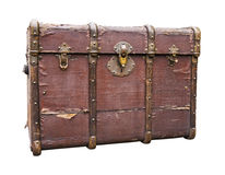 Old chest Stock Photography
